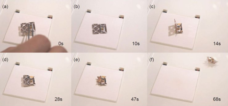 tiny-self-folding-origami-robot-can-walk-swim-and-degrade-6