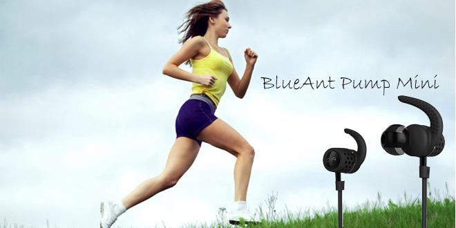 澳洲越洋過江龍 BlueAnt Pump Mini運動耳機