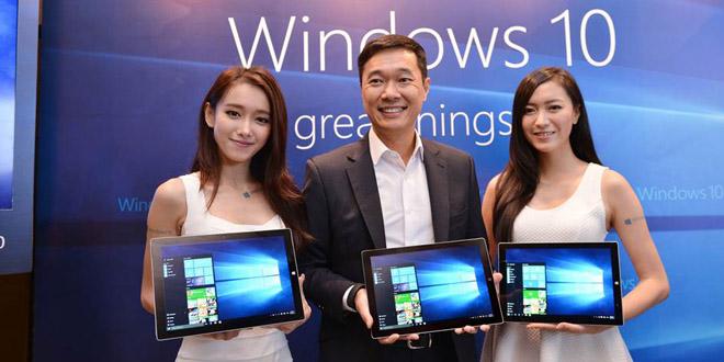 最好的已經來臨 Windows 10 一個時代的創造者