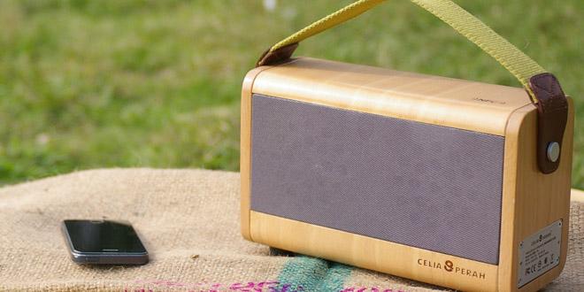 原來「原始」!CELIA & PERAH P4及P3音響喇叭是你嗎?