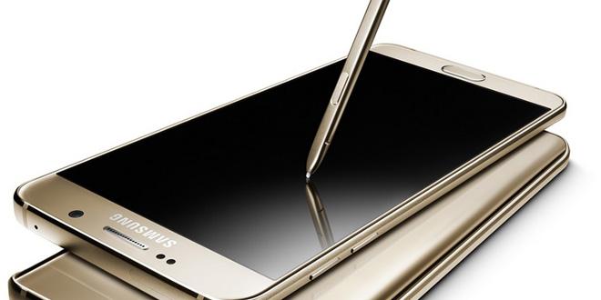 S pen一按即彈 Samsung Galaxy Note5 速記能力地上最強!
