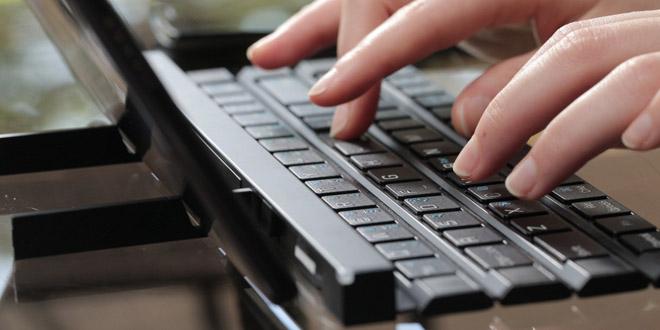 LG Rolly迷你便攜式鍵盤 捲起千堆字