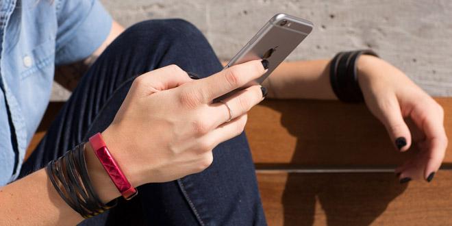 Jawbone UP2/UP3健康手環 色彩、功能更上一層樓