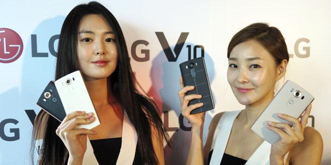 LG 全新V10智能手機 鮮花雖好都需要綠葉扶持