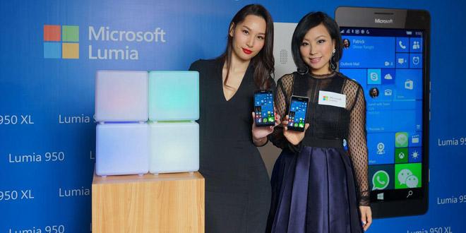 Microsoft Lumia 950XL及Lumia 950 前一秒係手機下一秒係電腦!