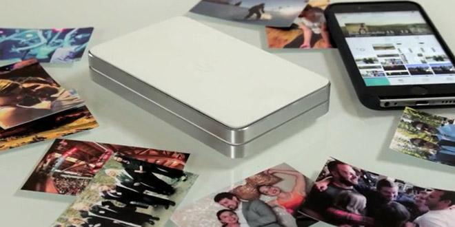 LifePrint便攜式打印機 影片隨時拎得起放得低!