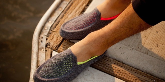 3D打印鞋JS Shoes 環保又易襯Causal look必備