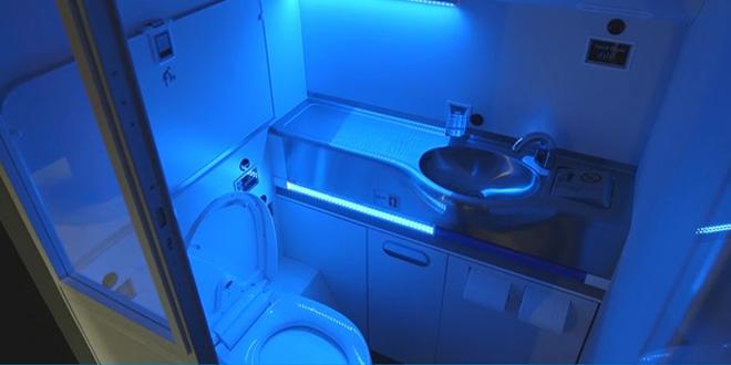 自動化飛機廁所 唔驚同人分享細菌