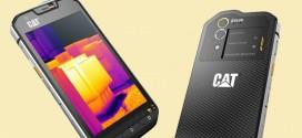 首部熱能探測手機Cat S60 助你搵返失蹤寵物!