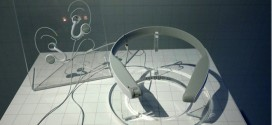 骨傳導耳機個friend?Sony研發穿戴式裝置Concept N