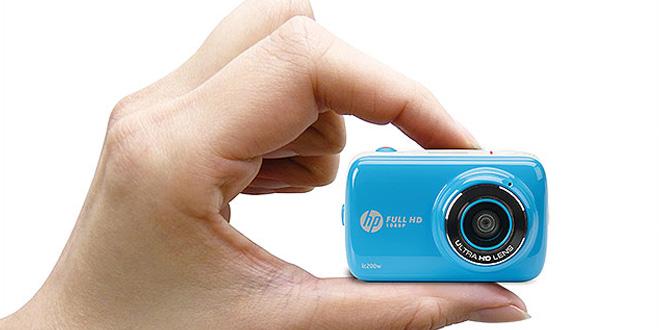 台灣推口袋相機HP Ic200w 細細粒好易拎上手!