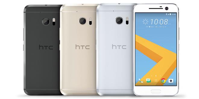 年度旗艦機HTC 10出爐 前後置OIS鏡頭史無前例