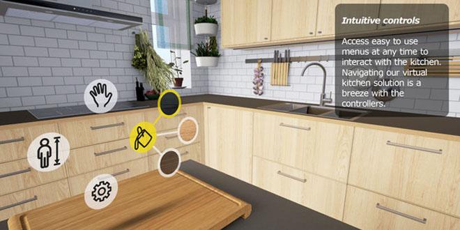 IKEA 推出廚房虛擬實景 購物前先體驗一吓