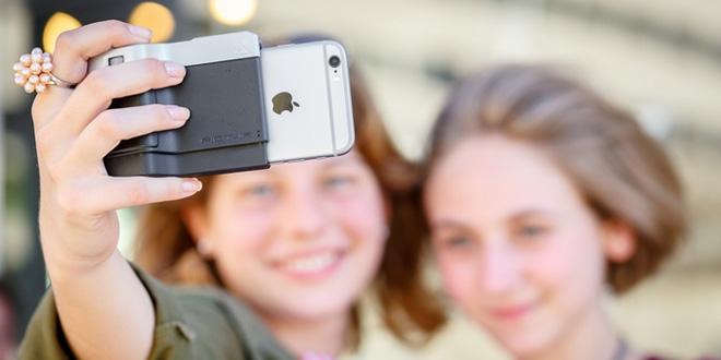 iPhone攝影手柄Pictar 手機升格變相機!
