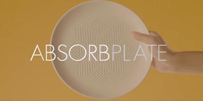 健康新食法!AbsorbPlate吸油碟自動減走熱量