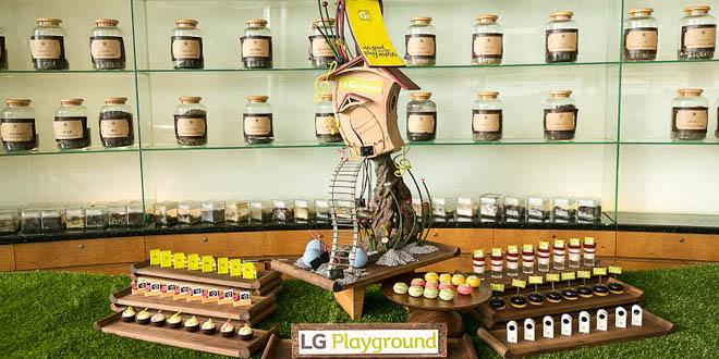 LG G5踩過界! 聯乘香港JW萬豪酒店推主題High Tea