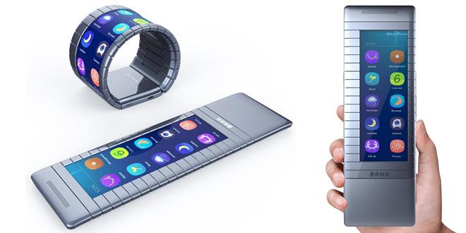 全球首款戴得上手嘅智能手機!中國搶先推