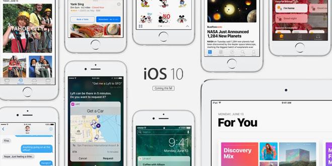 Apple iOS 10大革新!十樣你不可不知的重點功能