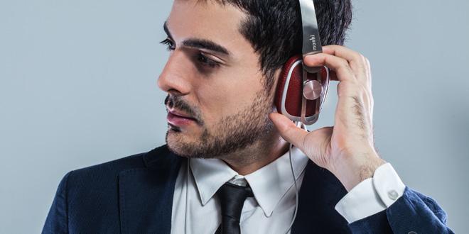 Moshi Avanti耳罩式耳機 設計混搭凸顯時尚