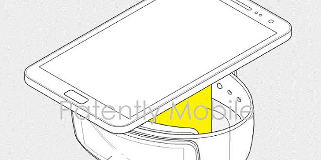 Samsung最新無線充電器設計 智能手機手錶一齊叉