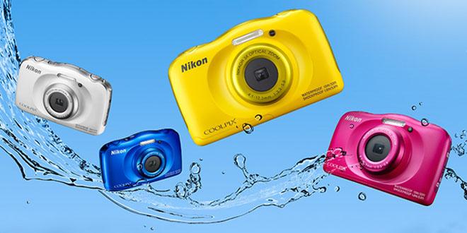 Nikon Coolpix W100輕便易用 啱晒大人和細路