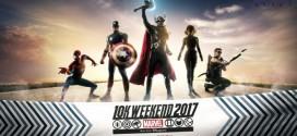 一齊投入Marvel世界!超級英雄陪著你跑
