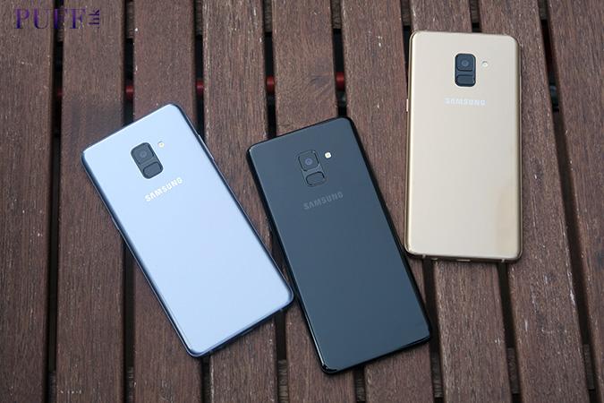 Galaxy A8+05